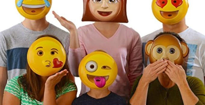 Emoji Movie Character Kids Halloween Costumes