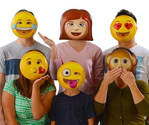 Emoji Movie Character Kids Halloween Costumes