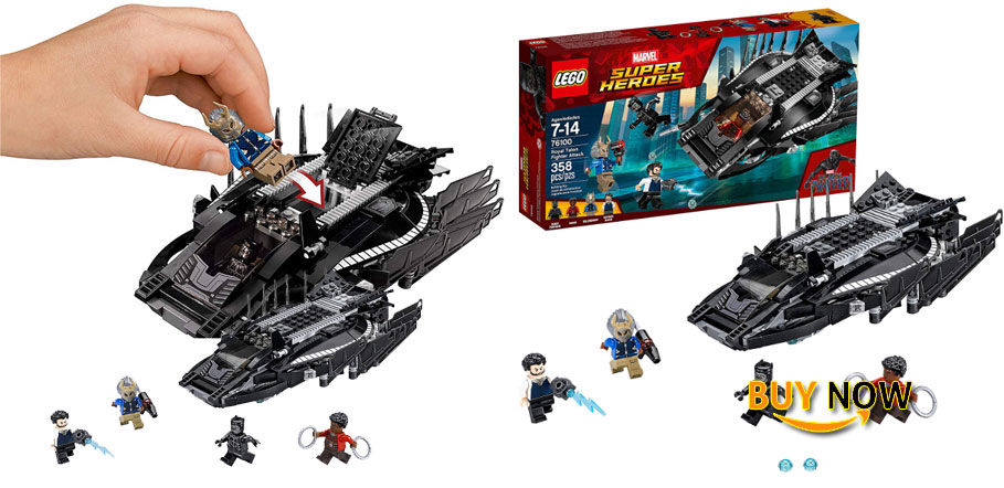 Buy LEGO Marvel Super Heroes Royal Talon Fighter Attack 76100