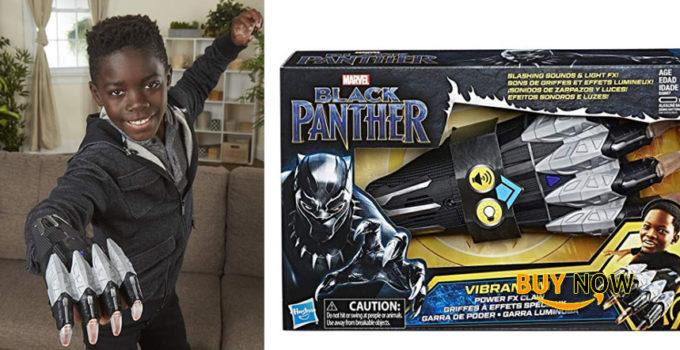 Buy Marvel Black Panther Vibranium Power FX Claw 2018
