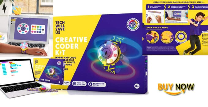 Creative Coder Kit Educational STEM Toy Review