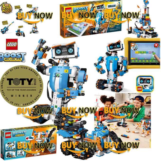LEGO Boost Creative Toolbox 17101 Review