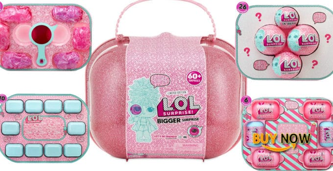 L.O.L. Surprise! Bigger Surprise with 60+ Surprises Review