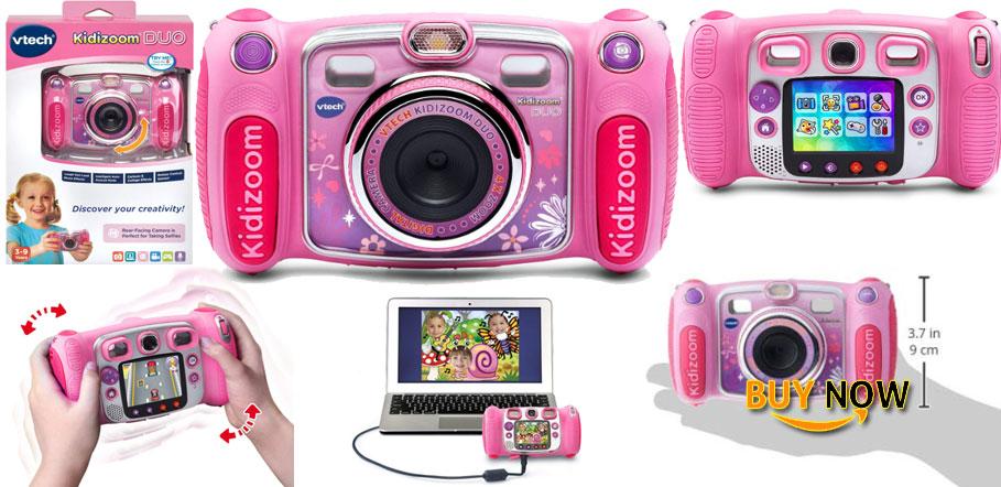 VTech Kidizoom Duo Selfie Camera Review