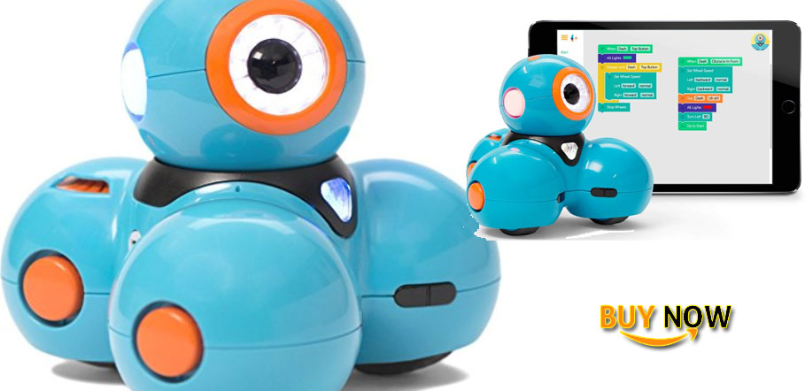 Wonder Workshop Dash Coding Robot Review