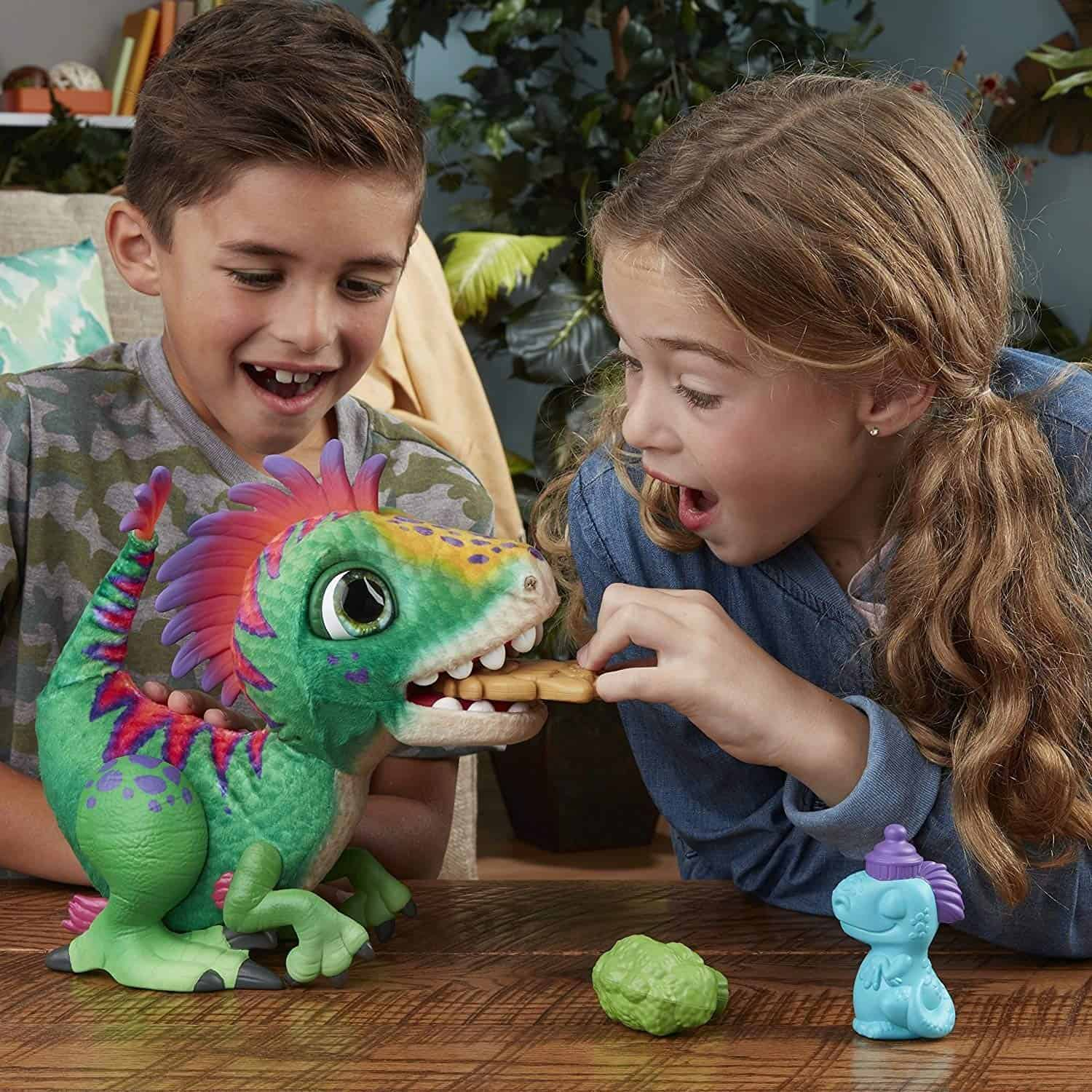 furReal Munchin Rex Review 2018 Christmas Gift