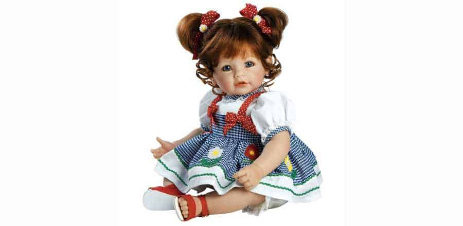 Adora Toddler Daisy Delight 20 Girl Weighted Doll Gift Set Review