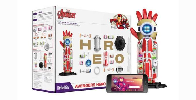 Avengers Hero Inventor Kit Review