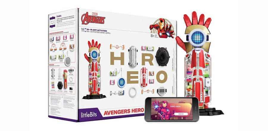 Avengers Hero Inventor Kit Review