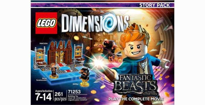 Fantastic Beasts Story Pack-LEGO Dimensions Review