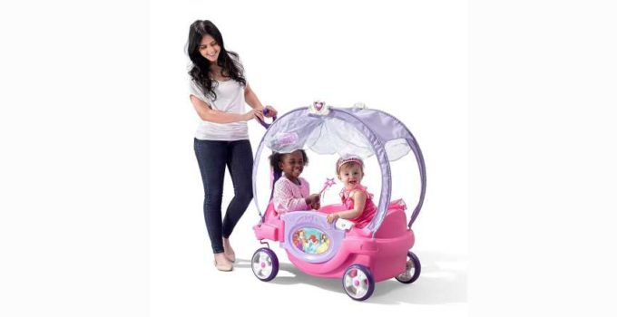 Step2 Disney Princess Chariot Wagon Princess Wagon Review