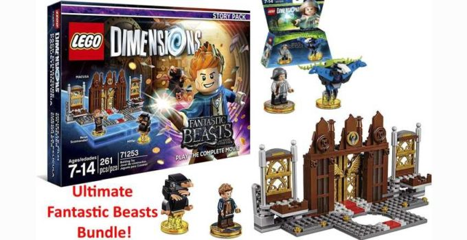 Ultimate Fantastic Beasts Bundle-Fantastic Beasts Story Pack and Fun Pack Review