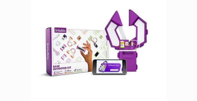 littleBits Base Inventor Kit Review