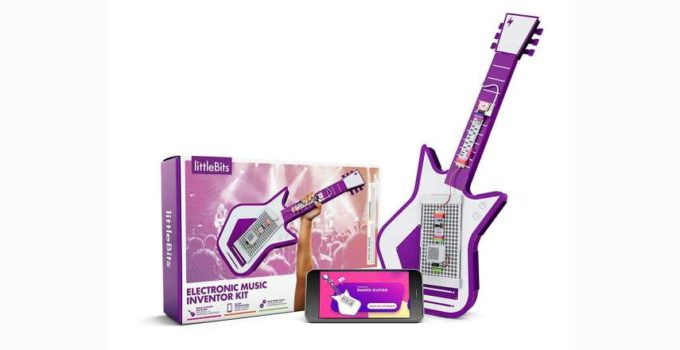 littleBits Electronic Music Inventor Kit Review