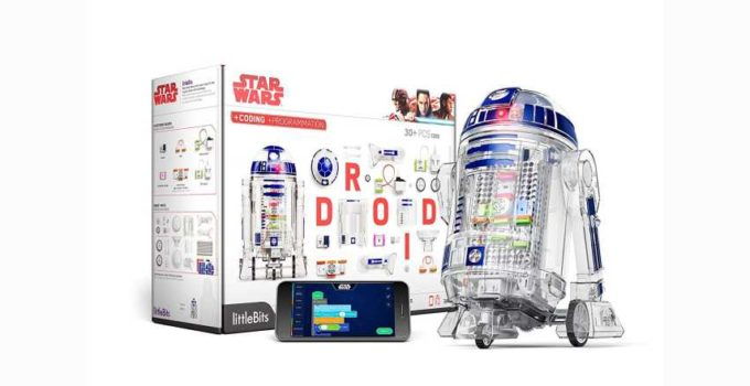 littleBits Star Wars Droid Inventor Kit Review