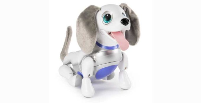zoomer Playful Pup, Responsive Robotic Dog Review