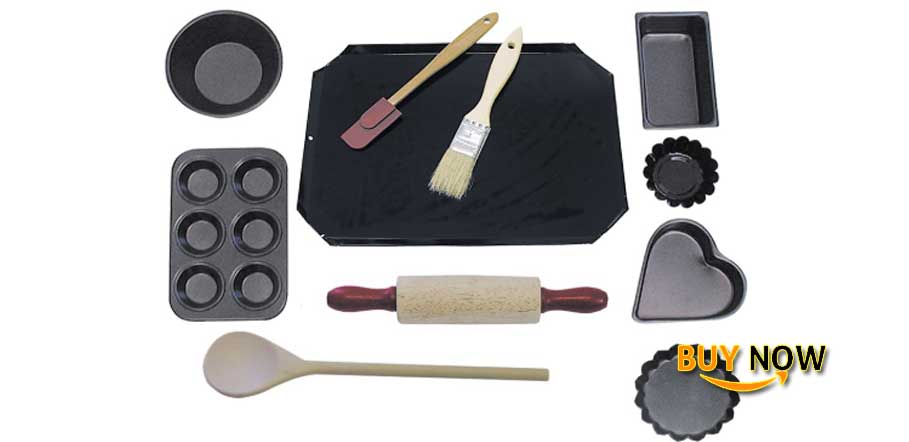 R&M International 2252 Junior Cookie and Baking Set