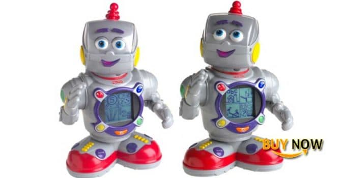 Fisher Price Kasey the Kinderbot Learning System Review