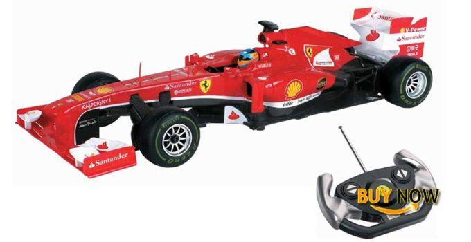Discover RASTAR Ferrari F138 R/C 1/12 Scale 2019