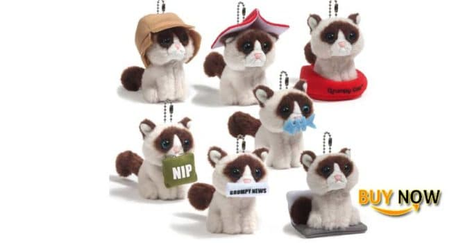 GUND Grumpy Cat Surprise Plush Blind Box Series #1