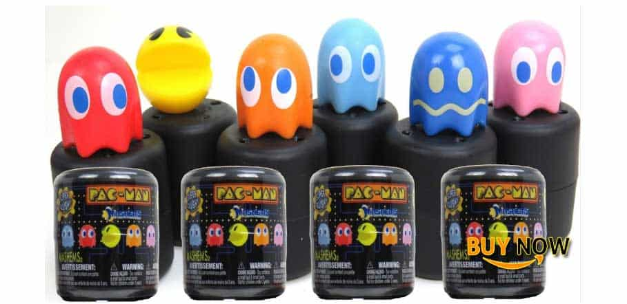 Pacman Pac-Man Mashems Series 1 Squishy Toy Review