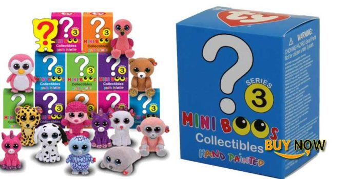 Ty Beanie Babies 25003 Mini Boos Collectable Series 3 Figure Toys Review