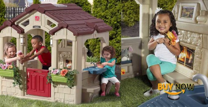 Step2 Charming Cottage Kids Playhouse Review