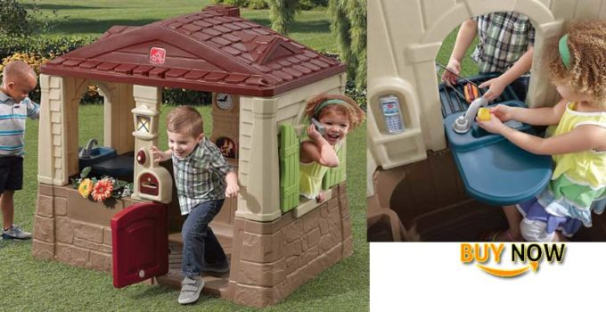 Step2 Neat and Tidy II Playhouse Cool Review
