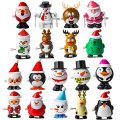 JOYIN 18 Pack Christmas Wind Up Toy Assortments Stocking Stuffers for Christmas Party Favor Supply Accessories (18 Pieces Pack)