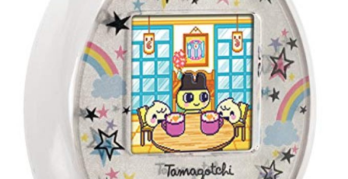 Tamagotchi On - Magic (White) Amazon Exclusive, Magic White