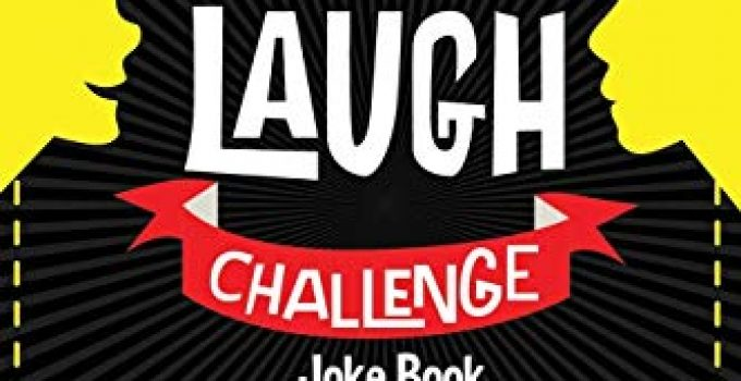The Don't Laugh Challenge - 10 Year Old Edition: The LOL Interactive Joke Book Contest Game for Boys and Girls Age 10